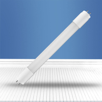 18w 120mm Plastic LED Tube Light