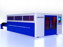 LM4020H 3000W Auto Feeding Metal Fiber Laser Cutter with Full-protection