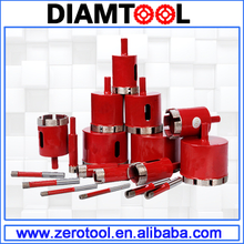 Vacuum Brazed Rock Diamond Core Drill Bit