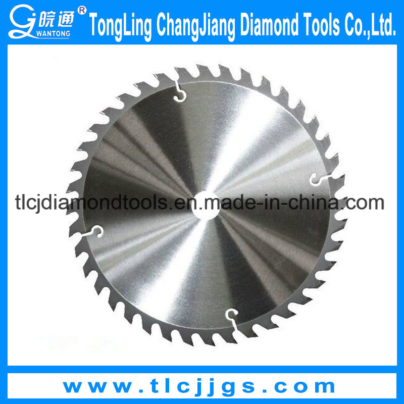 Tungsten Carbide Saw Blade for Wood Cutting