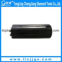 Vacuum Brazed Diamond Core Drill Bits with Segment