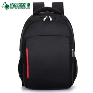 Customized stylish black business backpack waterproof Executive laptop Rucksack (TP-BP283)
