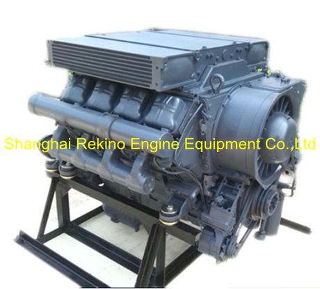 Deutz F8L413FW Air cooled diesel engine for underground mining