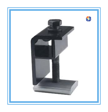 Adjustable MID Clamp for Solar Module Panels