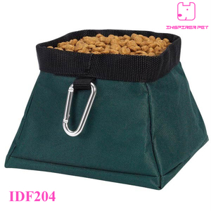 Portable Dog Drinking Bowl Folding Pet Bowl