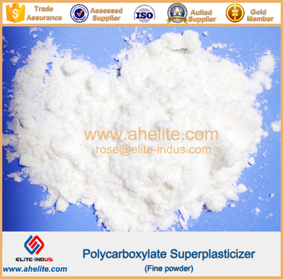 Polycarboxylate superplasticizer powder