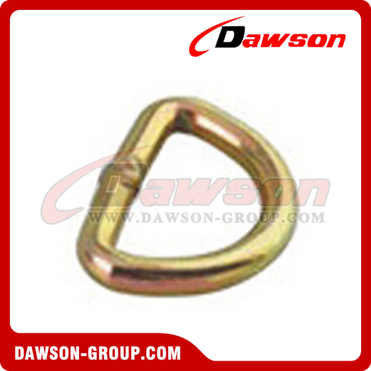 "DR5030 BS 3000KG / 6600LBS 2 ""Zinc Plated D Rings"
