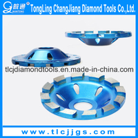 Hot Sell Diamond Grinding Discs Cup Wheels