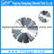Laser Welding Diamond Saw Blade Cutter Disc for Concrete