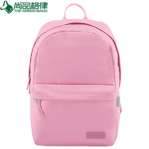 Fashion pink sling backpack bag custom logo ladies backpack (TP-BP256)