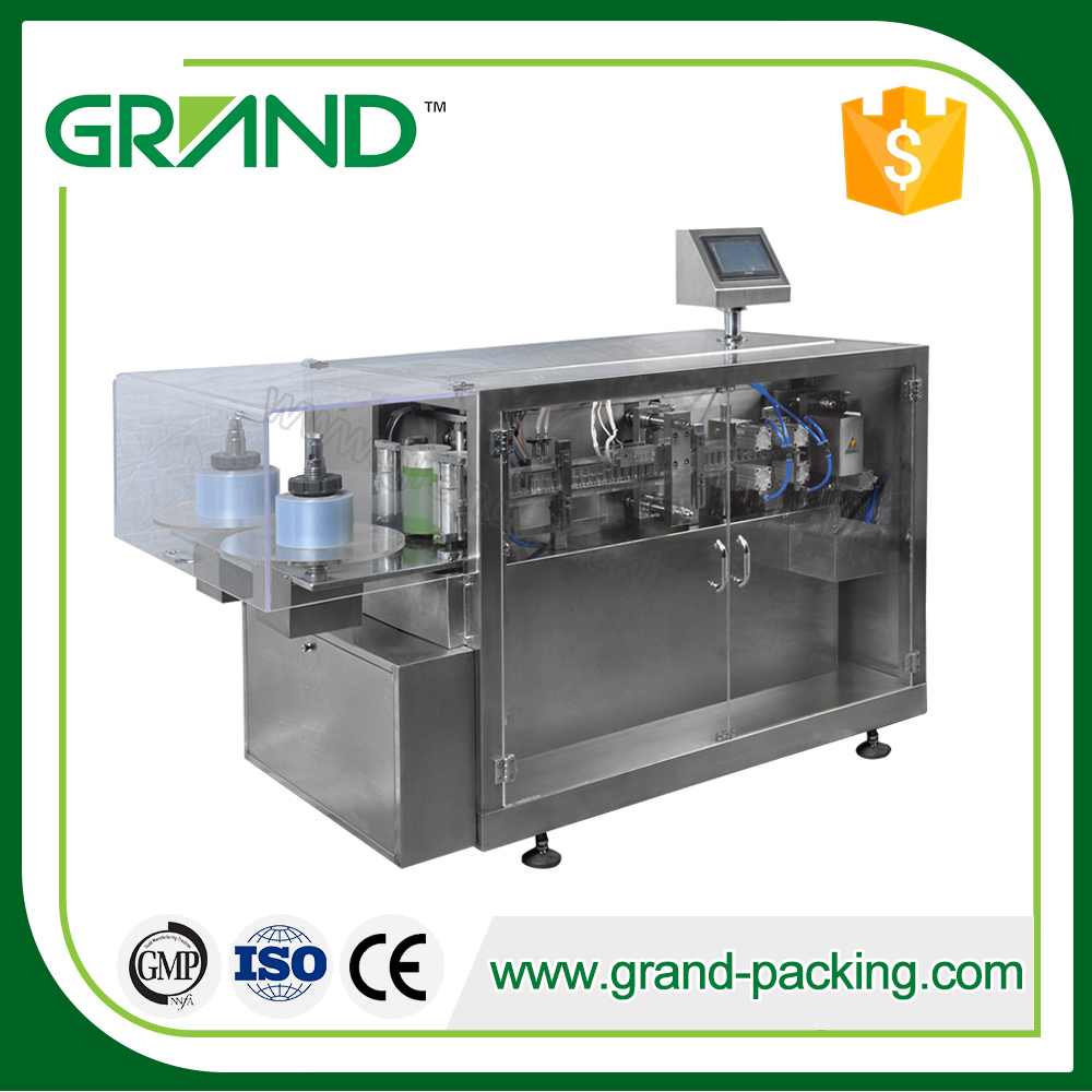 Automatic Oral Liquid Plastic Ampoule Forming,Filling And Sealing ...