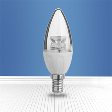 4000k C37 6W LED Lamp E14 JINGYING LED