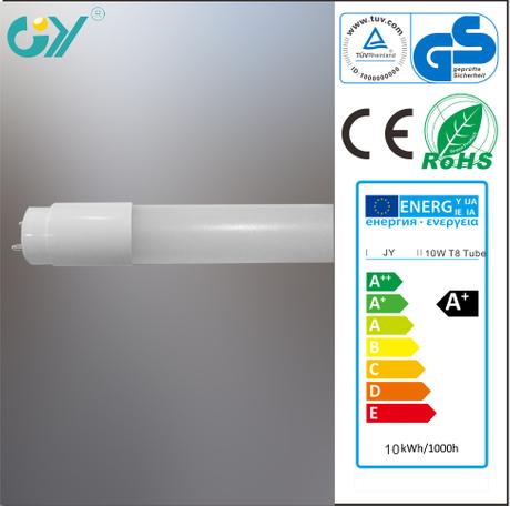 PC Material T8 18W 3000k 6000k SMD 2835 LED Tube