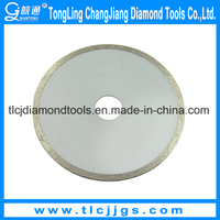 Wet Use Continuous Rim Diamond Saw Blade
