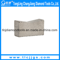 V Type Diamond Grinding Cutting Segment