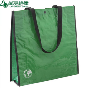 Recycled Laminated PP Woven Advertised Bag (TP-LB242)