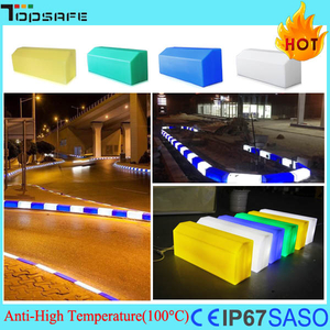 LED curbstones