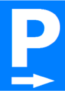 Parking on the right