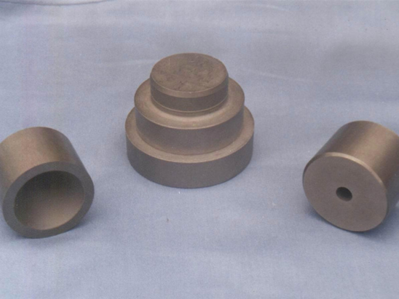 Cemented Carbide Grades for Wear Parts