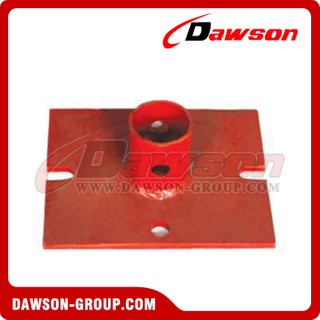 DS-C009 Construction Andamio Base Plate 3.22kg