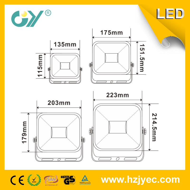 Pad Flood light 28W high power