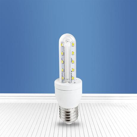LED Bulb Lamp 2u 4W 6W 8W 3000k E27 Bulb Lighting with CE RoHS