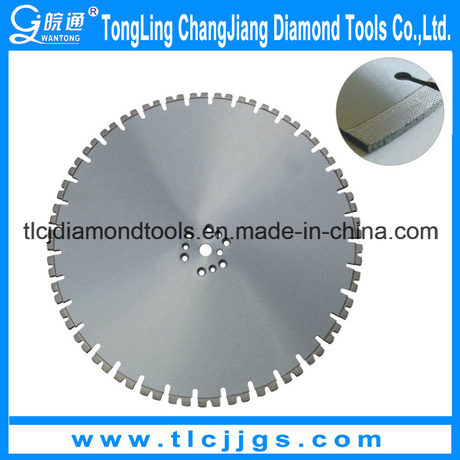 Customized Segment Laser Diamond Cutting Discs