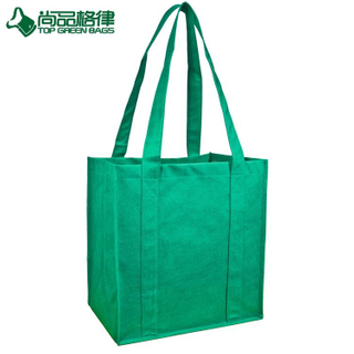 Customized Eco Friendly Tote Bag Non Woven Reusable Shopping Bags (TP-SP648)