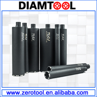 Diamond Brazed Core Drill Bit