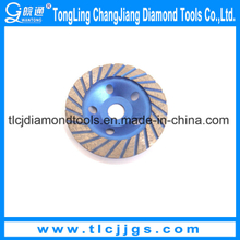Long Lifespan Diamond Cup Wheel for Polishing Granite