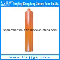 Standard Type Diamond Drill Core Bit for Asphalt