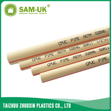 SDR 11 CPVC pipe ASTM F441 schedule 40 for both hot and cold water