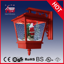 (LW40045B-R) Outdoor&Indoor Lighted Snowing Wall Lamp