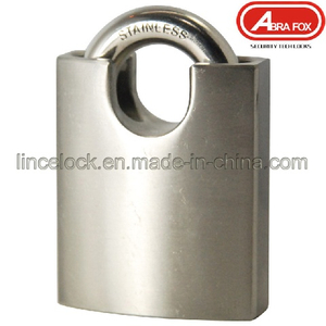 Padlock/Stainless Steel Arc Shape Padlock