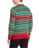 PK1863HX Ugly Christmas Sweater With Beer Pocket