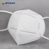 KN95 Mask Adult Vertical Folding Nonwoven Dust Mask PM 2.5 Respirator Mouth Face Mask