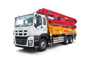 HB39K Truck-mounted Concrete Pump
