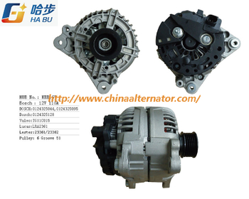 Alternator for Volkswagen Lester: 23361 0124325044,hbb167