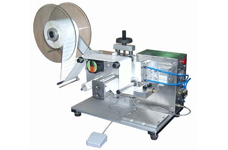automatic labeller machine
