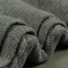 Winter cable design hotsale pure cashmere blanket throw