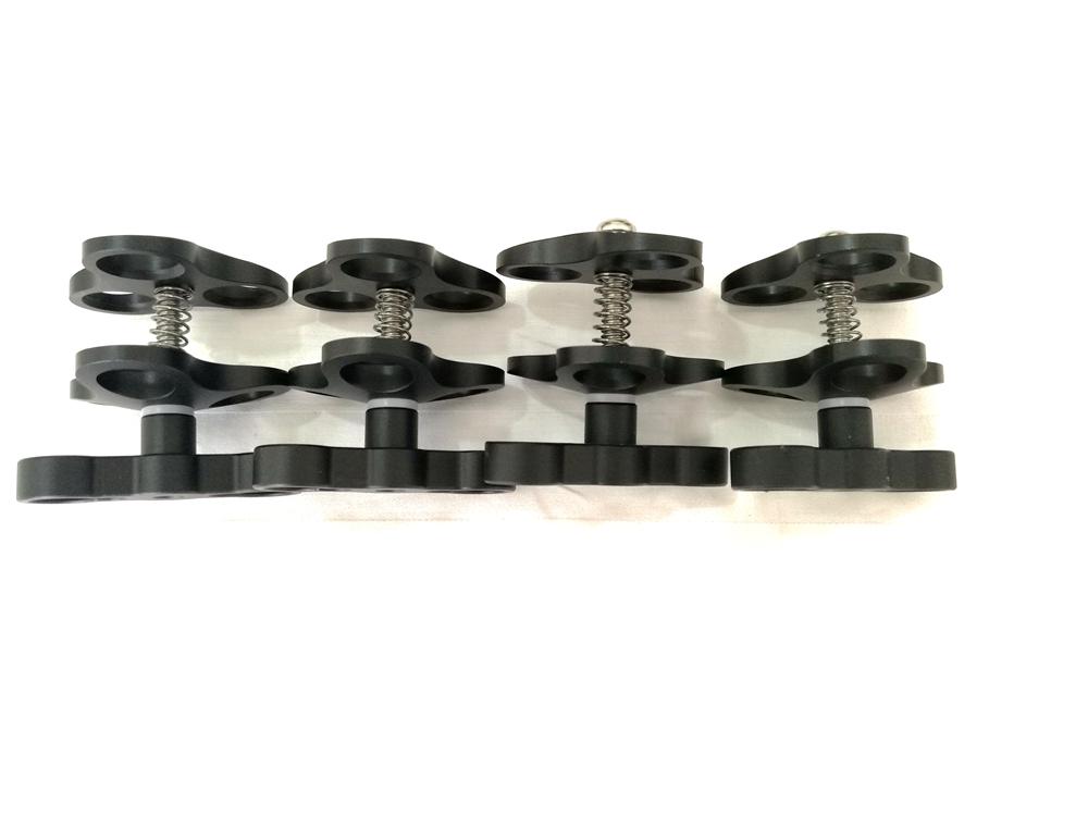 leoben scuba light tripod clip