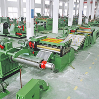 cut to length line machine tool