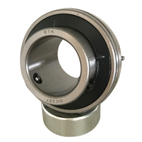 UC217 Insert ball Bearings