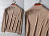 P18B05TR cotton cashmere knitted sweater for men