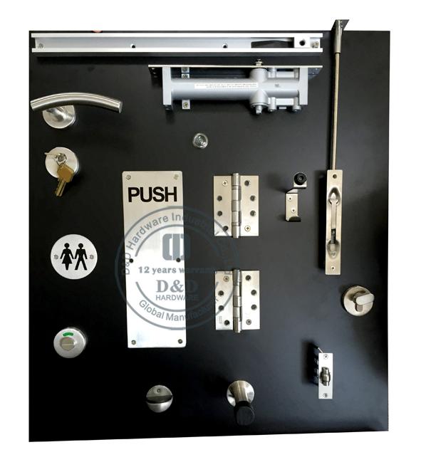 D&D Door Hardware
