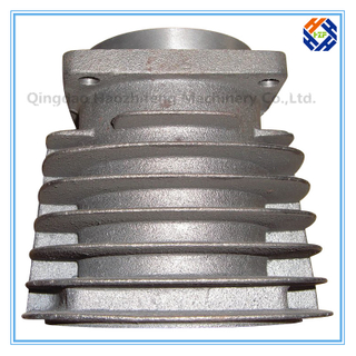 Precision Aluminum Die Casting Part for Engine Cover
