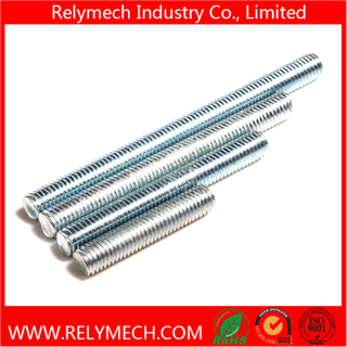 Carbon Steel Threaded Rod, Lead Screw with Galvanized