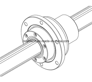 LTR-a Rotary Ball Spline/Linear Motion Spline/Linear Ball Spline with Support Bearing