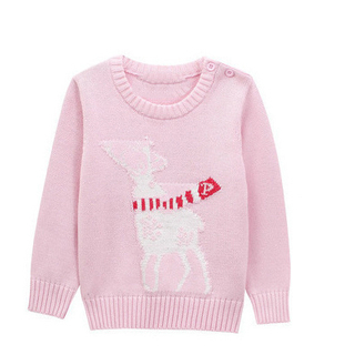 cotton custom kids ugly Christmas sweater top funny design christmas pullover children christmas jumper cotton sweater novelty