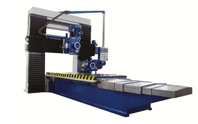 Planer-Type Milling Machine Model: X2012